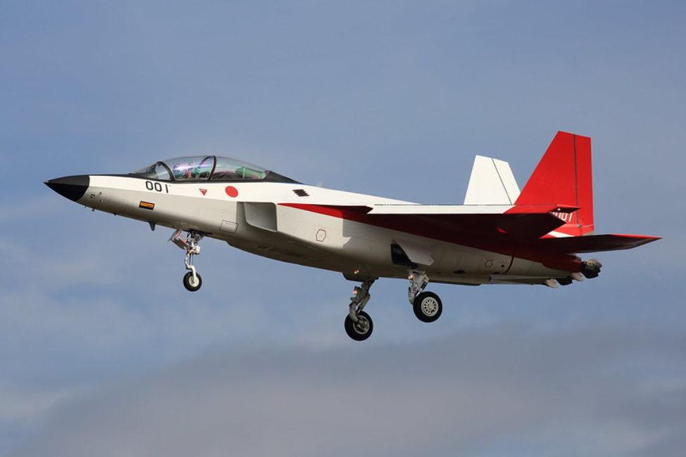Mitsubishi-X-2